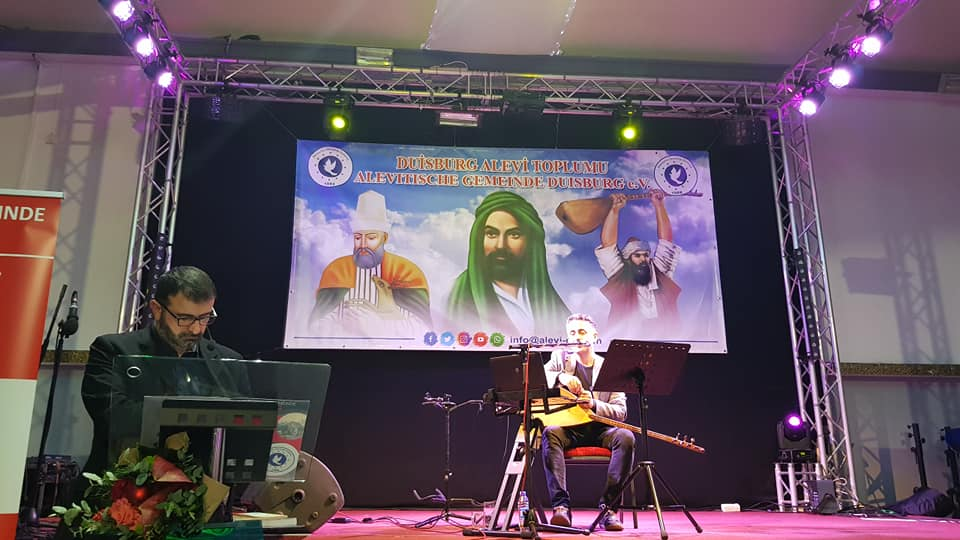 Duisburg Alevi Toplumu30. Yıl kutlamaları Sürüyor
